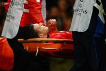 Robin van Persie set for long absence with ankle injury: Louis van Gaal
