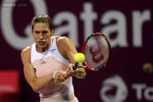 Andrea Petkovic, Jelena Jankovic advance to second round of Qatar Open