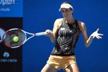 Andrea Petkovic saves 8 match points in Diamond Games