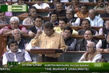 No hike in passenger fare, Suresh Prabhu stresses on 'Swachh Railway' in his maiden Budget