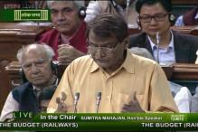 Full text of Suresh Prabhu's Railway Budget 2015 speech