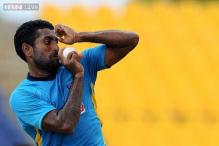 Injured Dhammika Prasad ruled out of World Cup 2015