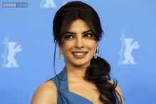 Priyanka Chopra speaks on girl education in Boston