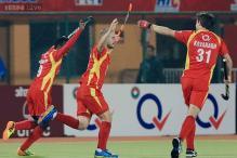 Ashley Jackson's hat-trick gives Ranchi Rays 4-0 win over Kalinga Lancers