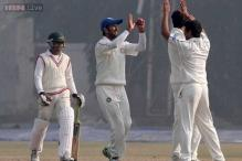 As it happened: Ranji Trophy 2014-15, Round 9, Day 2