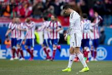 La Liga: Atletico thrash Real 4-0 in Madrid derby