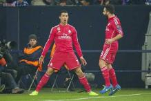 Real Madrid beat Schalke 2-0 in Champions League