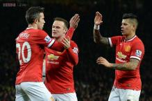 Manchester United beat Preston 3-1 to reach FA Cup quarters