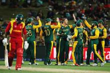 World Cup 2015: South Africa vs Zimbabwe, Match 3