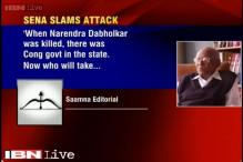 Maharashtra: Sena condemns attack on Govind Pansare, slams BJP for poor law and order situation