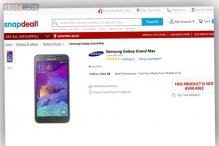 Samsung Galaxy Grand Max to be launched in India on February 17 at Rs 17,286
