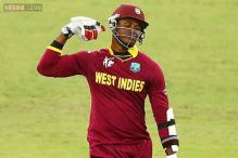 World Cup 2015: Marlon Samuels escapes sanction over 'throat-slit' gesture