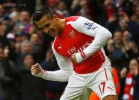 Arsenal's Sanchez to miss Tottenham trip, Welbeck returns