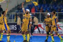 Punjab Warriors face Ranchi Rays in HIL