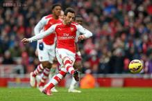 EPL: Arsenal beat Aston Villa 5-0 without star player Sanchez