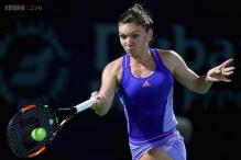 Simona Halep, Caroline Wozniacki advances in Dubai Championships