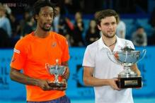 Simon beats Monfils to win 12th career title at Open 13