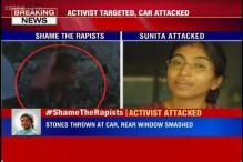 Activist Sunitha Krishnan's car attacked after she shamed rapists by posting their videos online