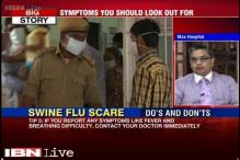 Swine flu kills 39 in 24 hours, Health Minister holds high level meeting