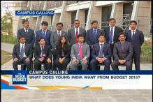 Campus calling: What do IIM-Calcutta students expect from Budget 2015?