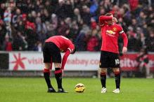 EPL: Manchester United lose 2-1 to Swansea City