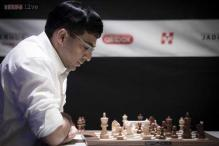 Anand beats Aronian to jump to joint lead in Zurich Chess Challenge