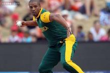 Vernon Philander ruled out of South Africa's next World Cup match