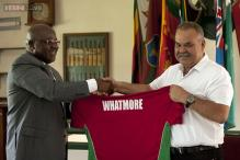 Coach Dav Whatmore looks to lift Zimbabwe in World Cup