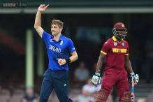 England crush West Indies in World Cup warm-up