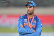 Yuvraj Singh covers up after father Yograj slammed MS Dhoni