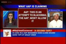 AAP's Sanjay Singh offered cabinet positions to 6 Congress MLAs in 2014, claims Congress's Muhammad Khan