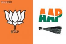 AAP slams BJP after reports of school forcing staff to enroll