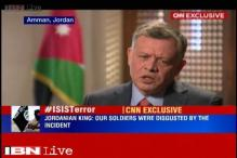 Jordan not intimidated by IS militants' action: King Abdullah II