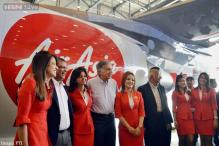 AirAsia India unveils aircraft with JRD Tata livery