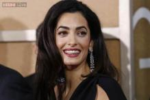 Amal Clooney to lecture on human rights law at Columbia University
