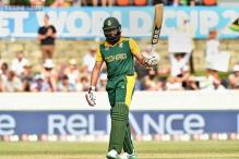 ICC World Cup: AB de Villiers hails South Africa 'rock' Hashim Amla