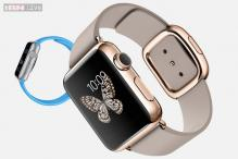 Apple shows off 18-K rose gold smartwatch for $17,000. Can it strike gold?