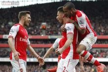 Champions League: Arsenal travel to Monaco with renewed confidence