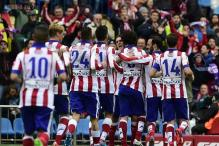 Atletico Madrid beat Getafe 2-0, stay in touch with top 3 in La Liga