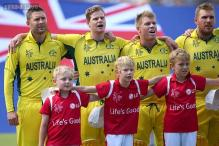 Australia hit highest World Cup score in history