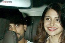 Anushka Sharma in Australia to root for beau Virat Kohli