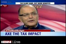 Finance Minister fulfils 3 out of 5 demands put forth by CNN-IBN in Budget 2015