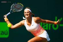 Victoria Azarenka advances to second round of Miami Open
