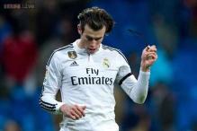 La Liga: Gareth Bale scores twice as Real Madrid beat Levante 2-0