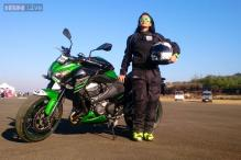 Ride with a cause: Biker Labdhi Shah wants to spread awareness about gender equality and women safety this year on International Women's Day