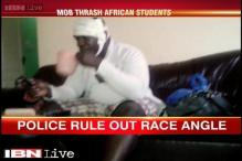 African students attacked, police rule out race angle