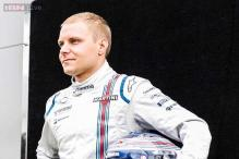 Williams driver Valtteri Bottas out of Australian GP with back injury