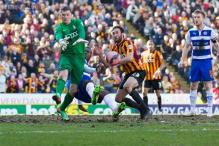 FA Cup QF goes to replay as Bradford, Reading play out goalless draw