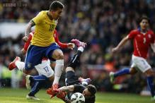 Brazil sink Chile to continue winning run
