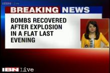 Two live high intensity bombs recovered from residential flats in Patna